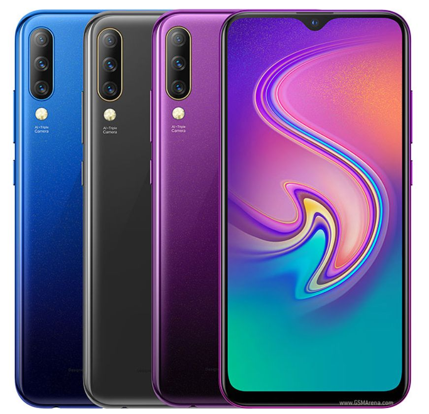 Infinix S4 Color Variations