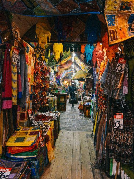 Anarkali Bazar Lahore   Best Bazar for Shopping