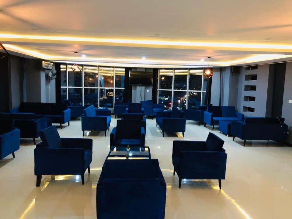 Aura Lounge Inside View |  Place to visit in Islamabad