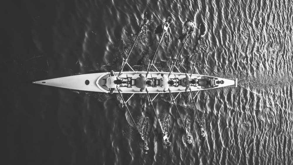 Boat race Teach Team work