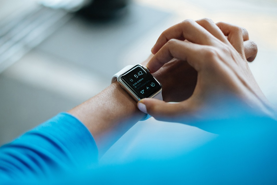 GPS Tracking on Smart Watch