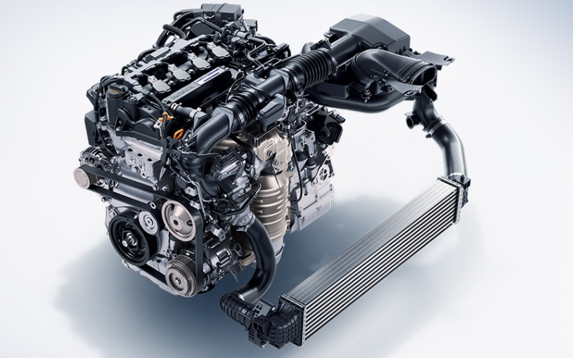 Honda Accord 2020 Engine
