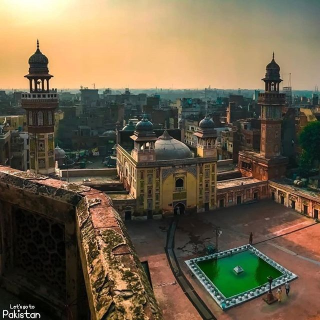 Musjid Wazir Khan-Lahore Walled City