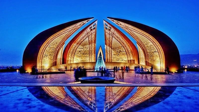 Pakistan Monument Architecture is one of the places to visit in Islamabad | by Blurbgeek
