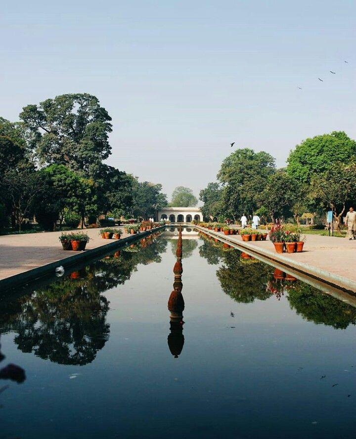 Shalamar Garden Lahore