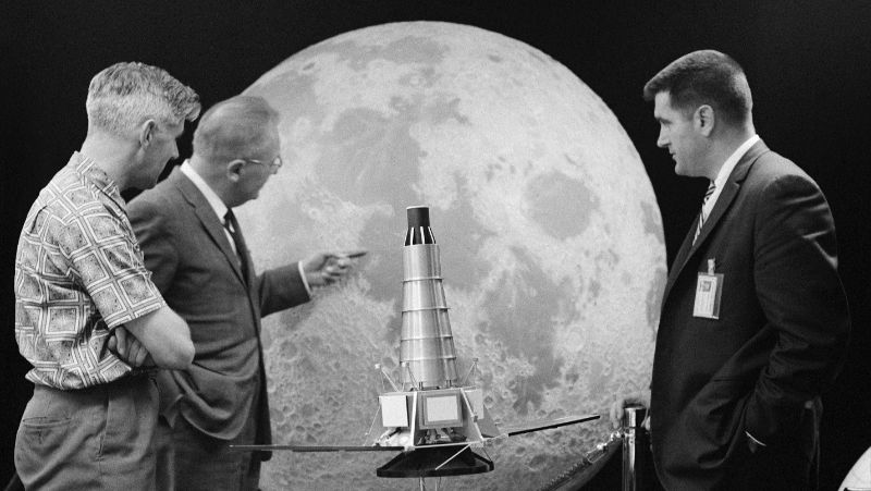 Superiors Planning for the Mission to Moon