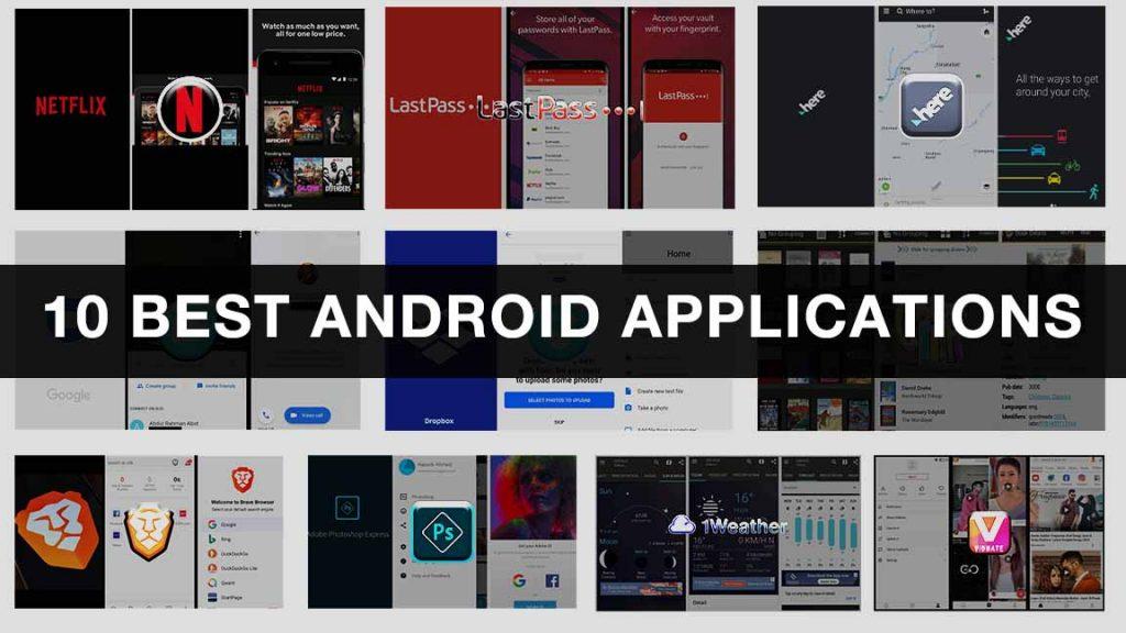 10 Best Android Apps APKs of 2019 December - Blurbgeek