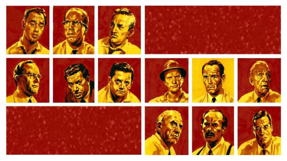 12 Angry Men |  #5 in Top 10 rated movies of all time  | Blurbgeek