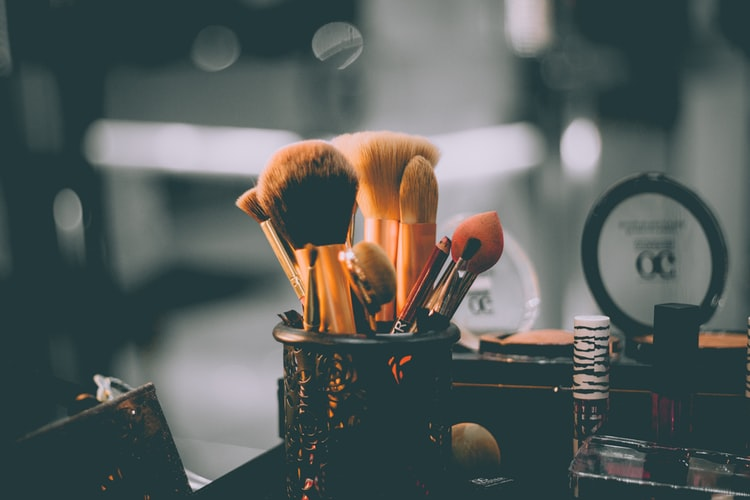 A face without makeup is like food without taste - The Art of Makeup