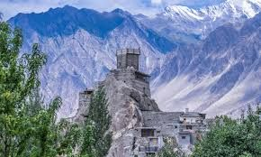 Altit Fort - Hunza Valley - Top 10 Beautiful Palces to visit in Pakistan