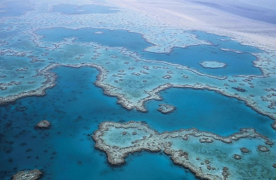 Great Barrier Reaf - Australia - Top 10 beautiful places to visit around the World