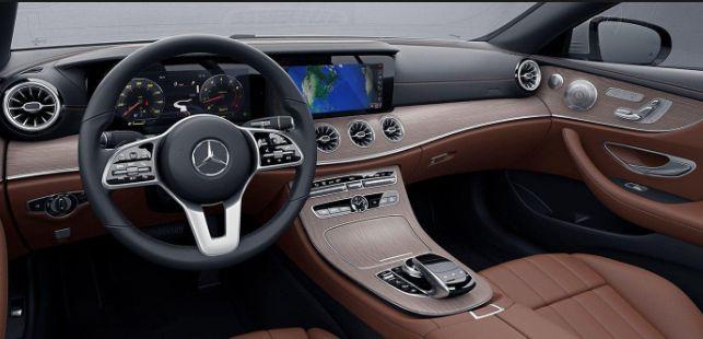 Inner View of Mercedes-Benz E-Class | Luxurious Cars of 2019