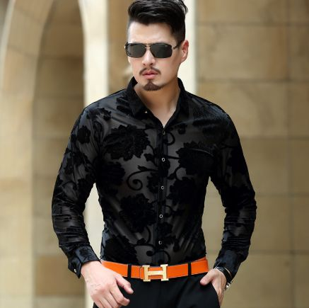 Lace Shirts for Men