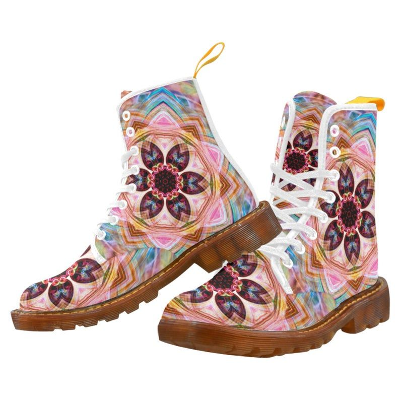 Multi-Colored Boots