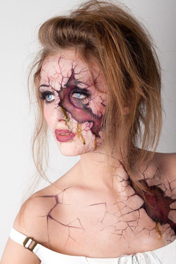 Prosthetic Makeup - Makeup Art