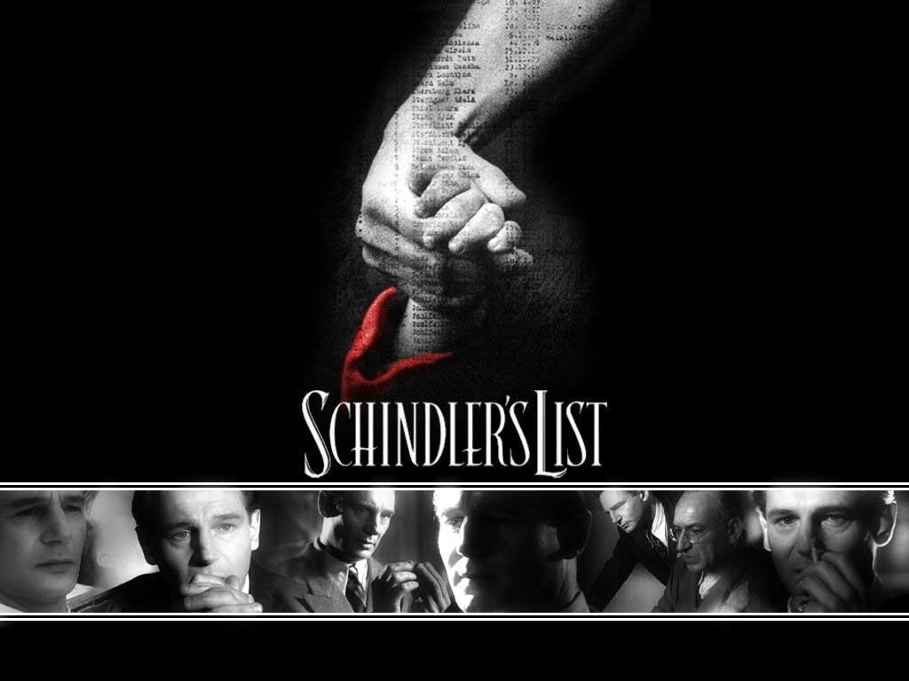 Schindler's List |  #6 in Top 10 rated movies of all time  | Blurbgeek