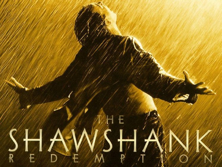 The Shawshank Redemption  | #1 in Top 10 rated movies of all time  | Blurbgeek
