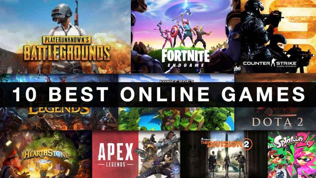 online games 10 best
