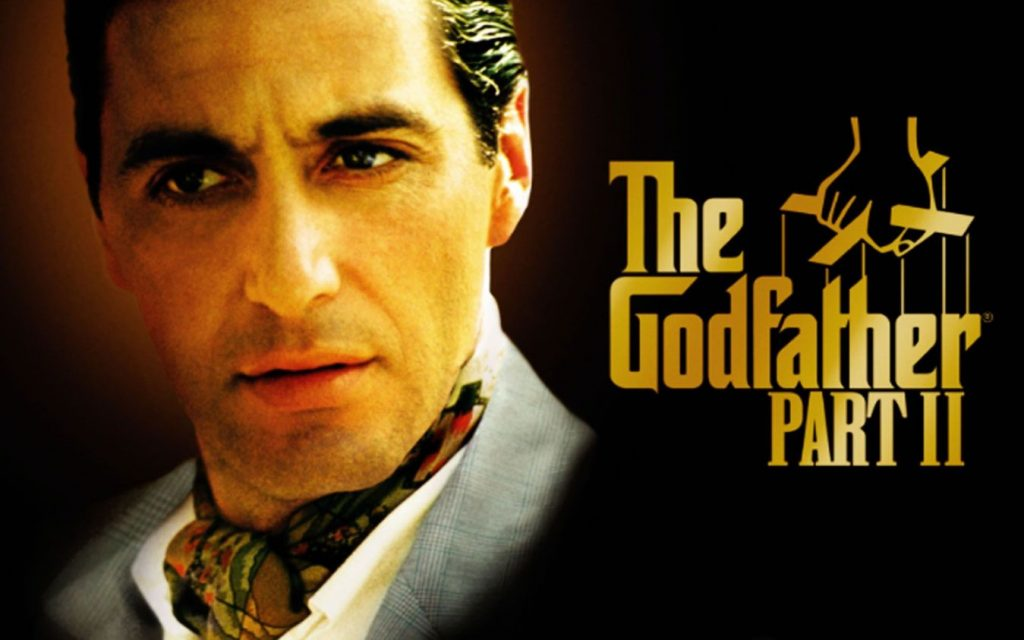 The Godfather: Part II |  #3 in Top 10 rated movies of all time  | Blurbgeek