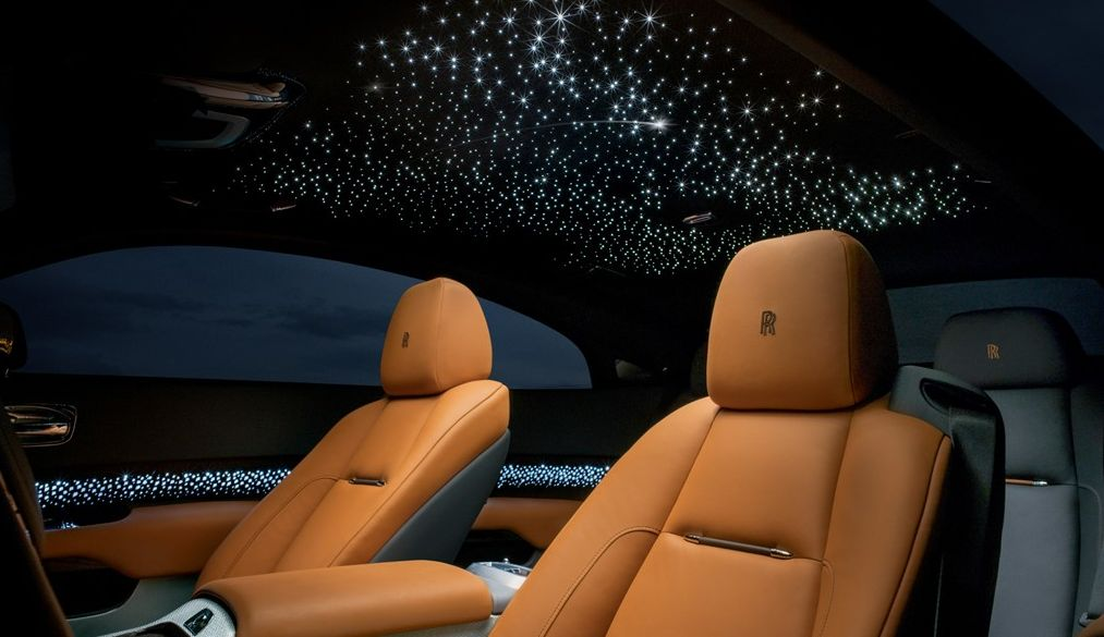 The Luminary Sky View | Luxury Vehicle 2019