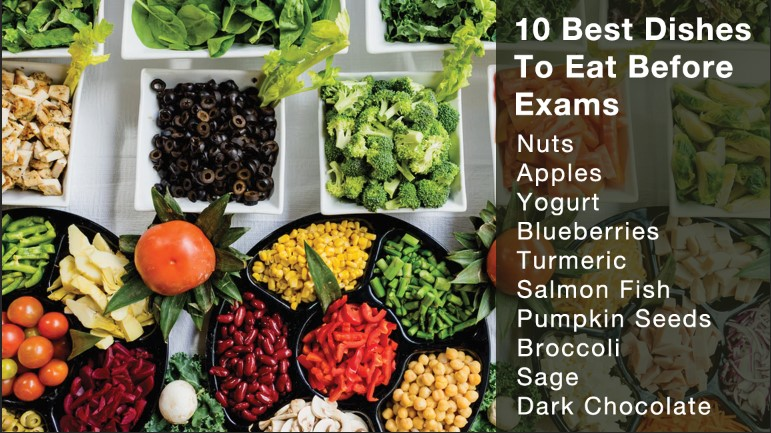 10 Best Dishes to Eat Before an Exam 2019 - Blurbgeek