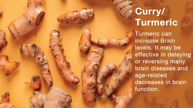 Benefits of Eating Curry or Turmeric For Exams - Blurbgeek