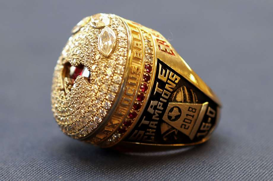 Championship Ring - Jewelry for Men