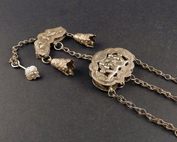 Chatelaine Pendant - Jewelry