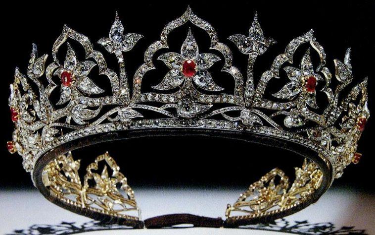Diamond Crown - Jewelry