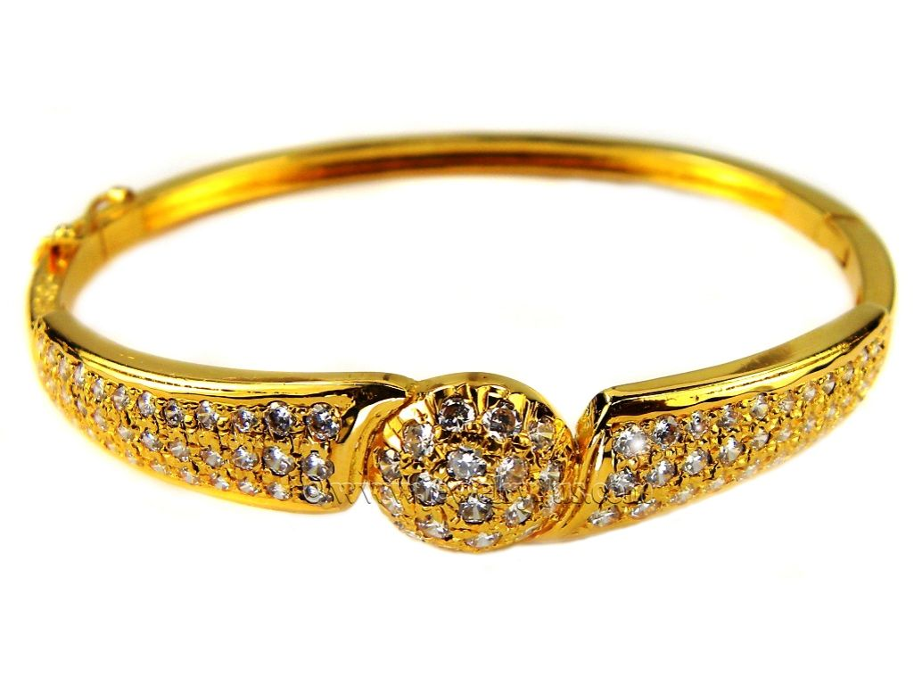 Golden Bracelet - Jewelry