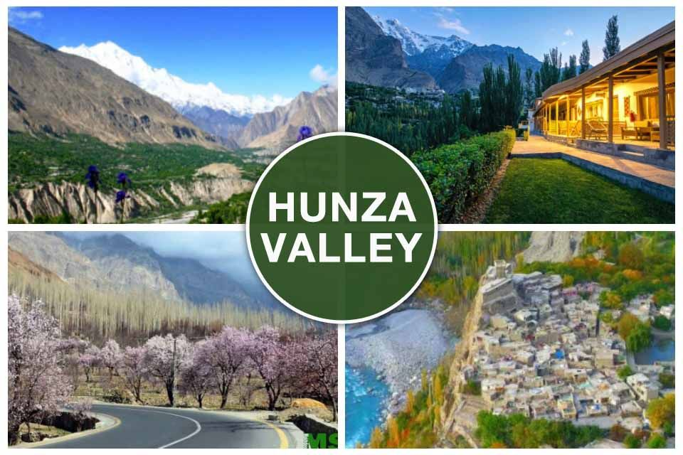 Hunza Valley a Beautiful Place To Visit in Pakistan - Blurbgeek