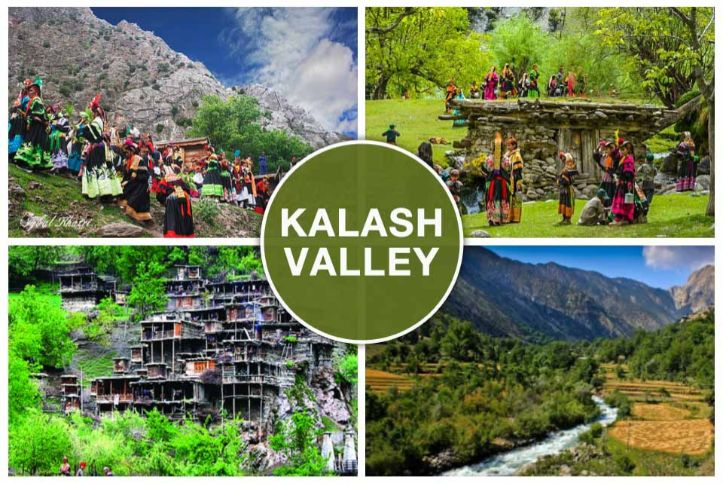 Kalash Valley one of the Beautiful Places To Visit in Pakistan - Blurbgeek