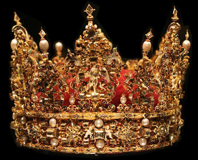 Makuta Crown - Jewelry