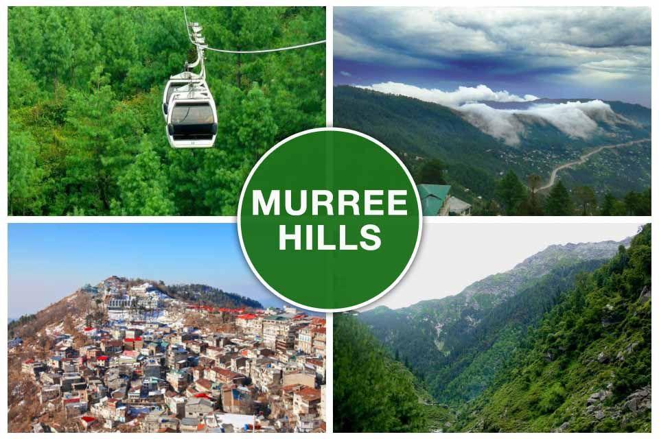 Murree Hills a Beautiful Place To Visit in Pakistan - Blurbgeek