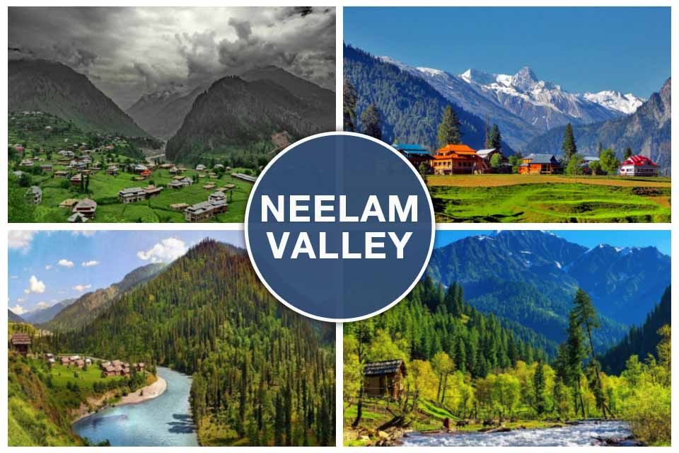 Neelam Valley one of the Beautiful Places To Visit in Pakistan - Blurbgeek