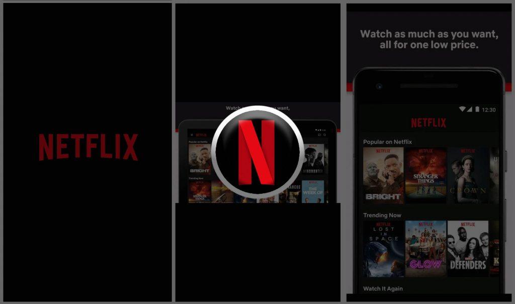 Netflix Best Online Movies, Seasons Android App APK - Blurbgeek