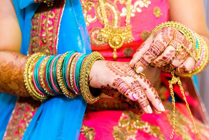 Stunning Multi-Color Bangles - Jewelry for Girls