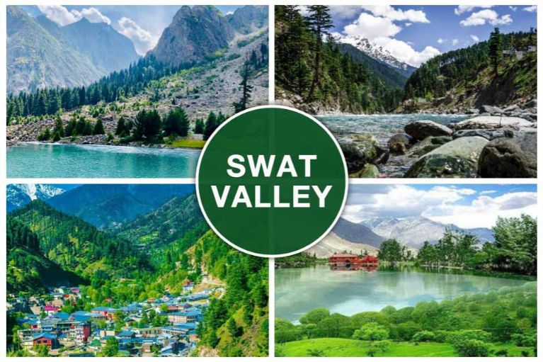 Swat Valley one of the Beautiful Places Visit in Pakistan - Blurbgeek