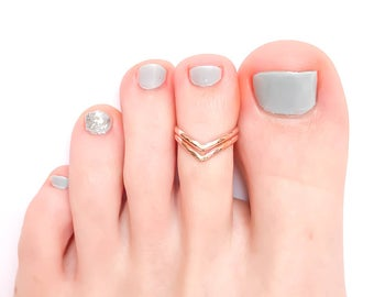 Toe Ring - Foot Jewelry