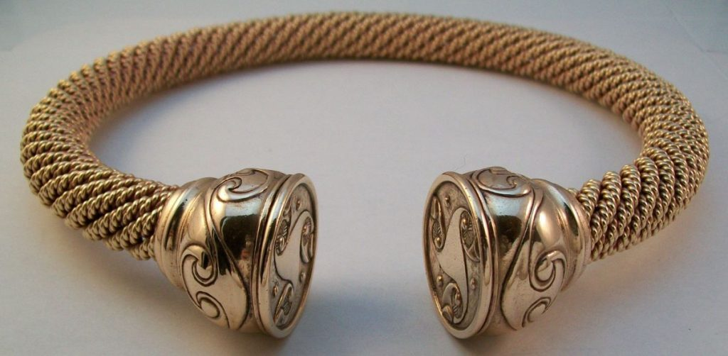 Torc - Necklace - Jewelry