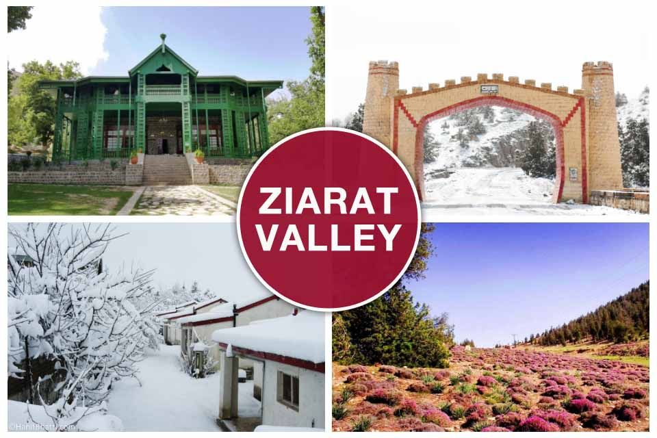 Ziarat Valley one of the Beautiful Places To Visit in Pakistan - Blurbgeek