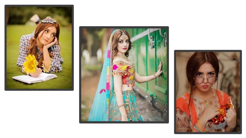 Alizeh Shah - Top Most beautiful Actress of Pakistan 2020 - Blurbgeek