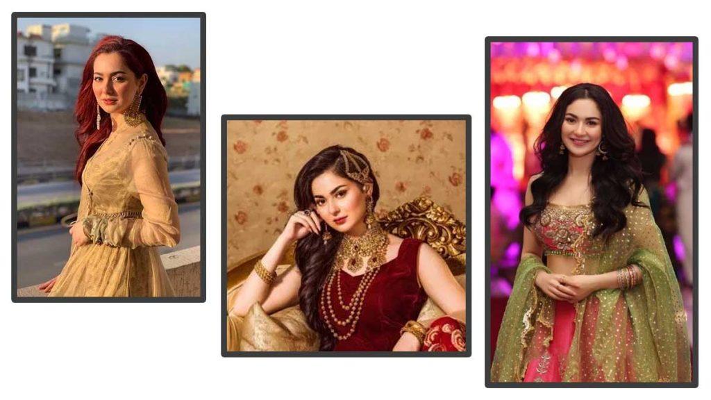 Hania Amir - Top Beautiful Actress of Pakistan 2020 - Blubrgeek