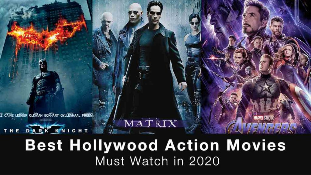 List of the 5 Best Hollywood Action Movies 2020 - Blurbgeek