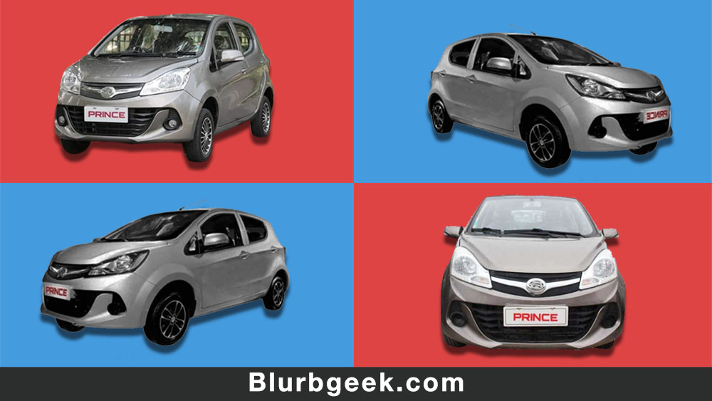Prince Pearl 2019 - Economical and Cheap Cars in Pakistan - Blurbgeek