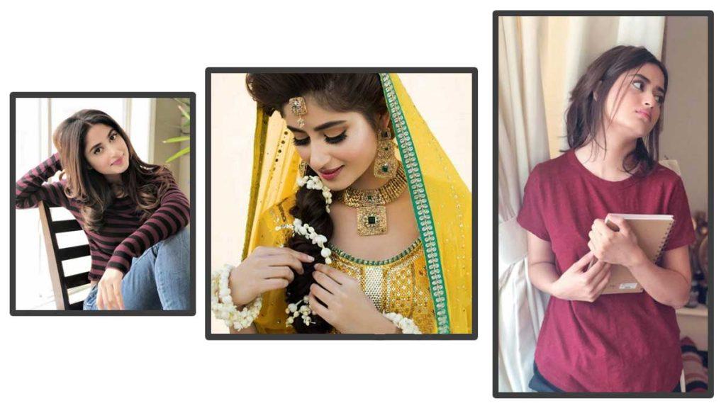Sajal Aly - Most Beautiful Actress of Pakistan 2020 - Blubrgeek