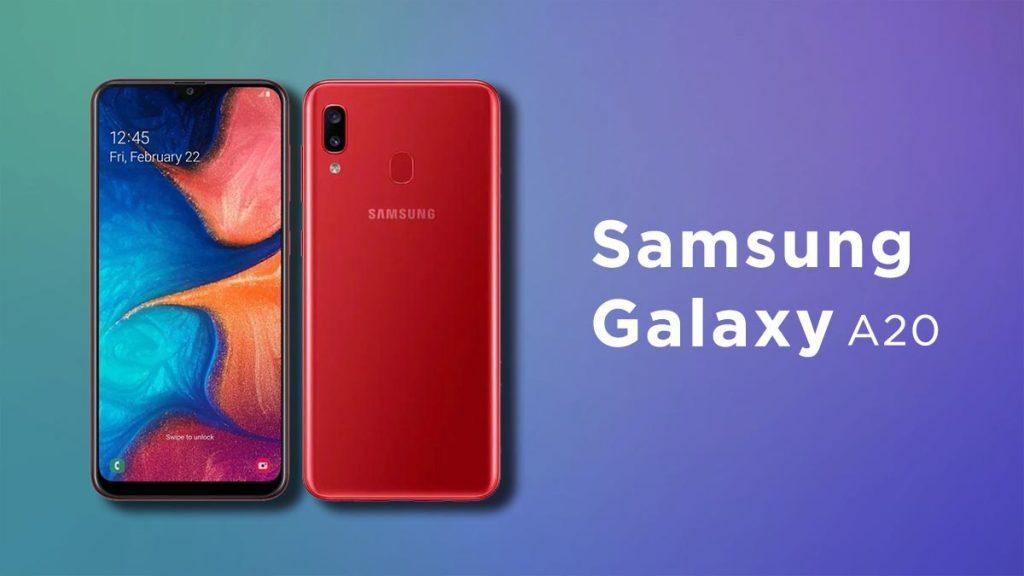 Samsung Galaxy A20 - Best Mobile Phones to Buy in 2020 - Blurbgeek