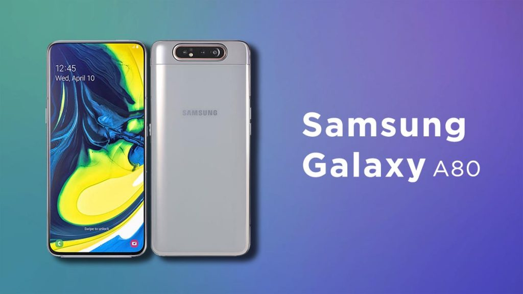 Samsung Galaxy A80 - Best Mobile Phone to Buy in 2020 - Blurbgeek