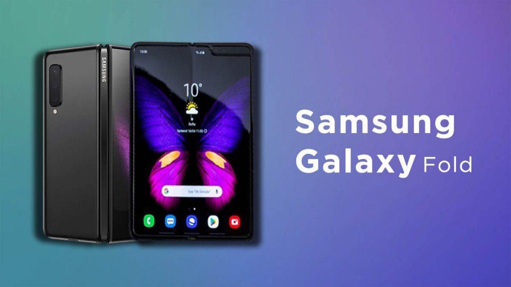 Samsung Galaxy Fold - Best Samsung Mobile to Buy in 2020 - Blurbgeek