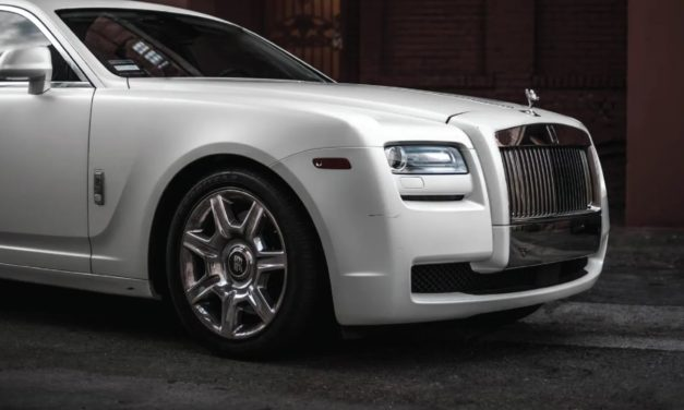 The 5 Best Luxury Cars of the World 2019